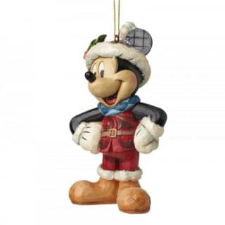 Disney Traditions - Sugar Coated Mickey Hanging Ornament