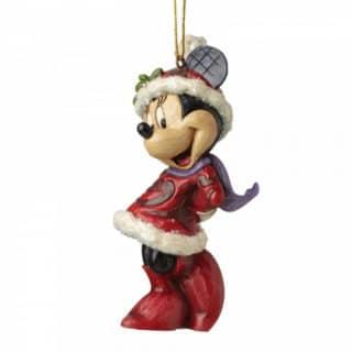 Disney Traditions - Sugar Coated Minnie Hanging Ornament