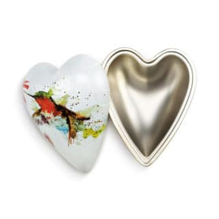 Art Heart Keepers - Hummingbird