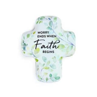 Artful Cross Keepers Faith Begins