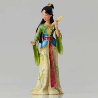 """Disney Showcase Couture de Force 20.5cm/8.1"""" Mulan"""