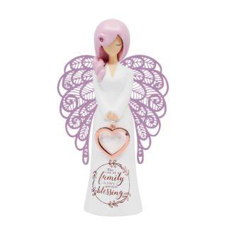 Family Blessing 175mm Figurine