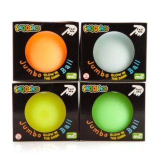 Smoosho's Jumbo Glow in the Dark Ball