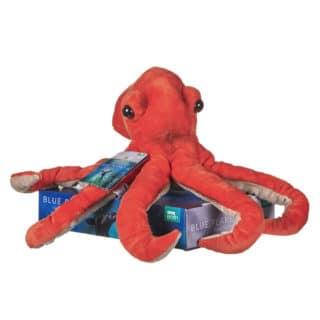 BBC Blue Planet Octopus Soft Toy 25cm