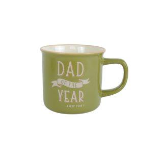 Artique Dad of the Year Retro Mug