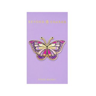 Beyond Charms Enamel Magnets Butterfly