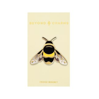 Beyond Charms Enamel Magnets Bee