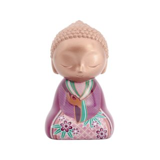 Little Buddha 90mm Figurine Balance The Mind
