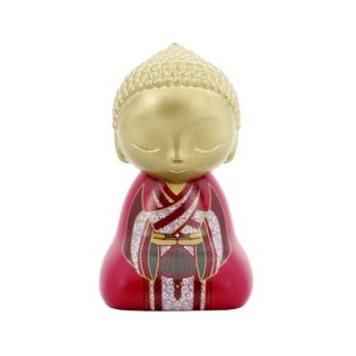 Little Buddha 90mm Figurine With A Purpose