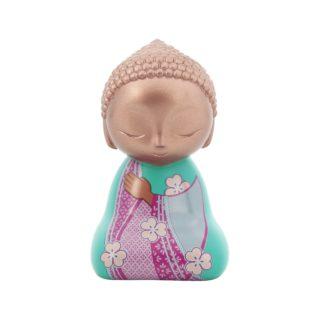 Little Buddha 90mm Figurine Open Your Heart