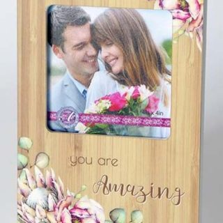 Bunch Of Joy Photo Frame 4x4in You Are Amazing