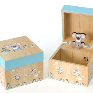 Koala Baby Music Box
